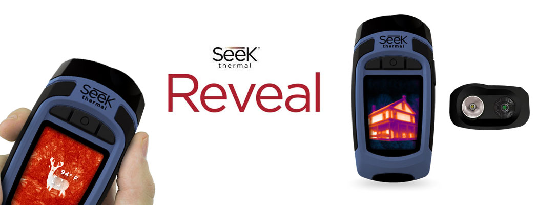 Seek Thermal Reveal termokamera