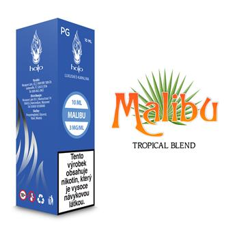 Halo Malibu E-liquid, nikotin 0 mg/ml, 10 ml, standard