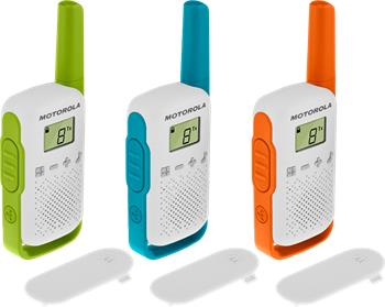 Motorola Talkabout T42, Triple Pack