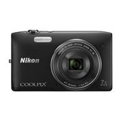 NIKON COOLPIX S3500 Black