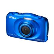NIKON COOLPIX W100 Blue - Backpack kit