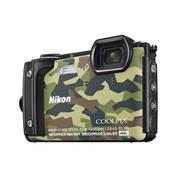 NIKON COOLPIX W300 Camouflage + 2 in 1 plovoucí popruh
