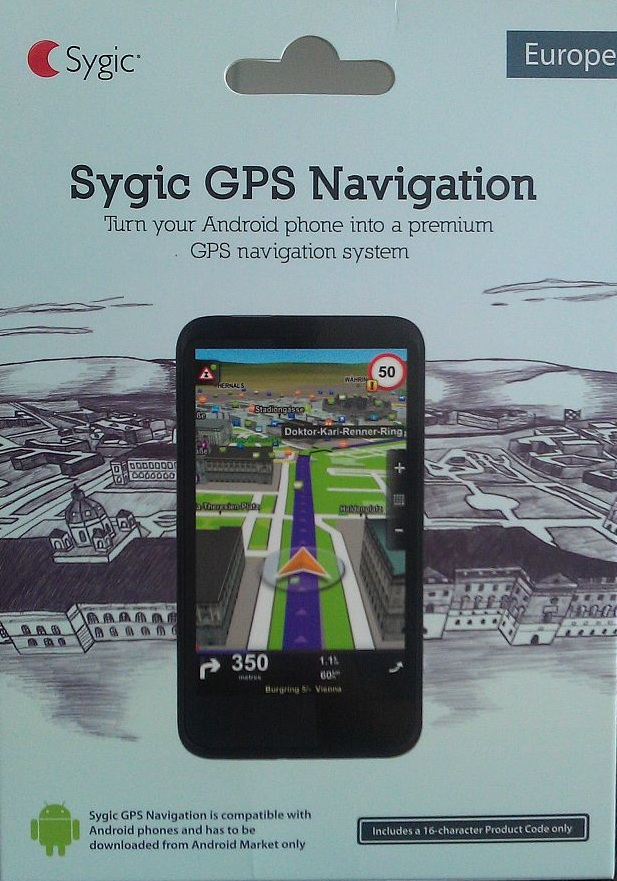product key for sygic gps navigation android